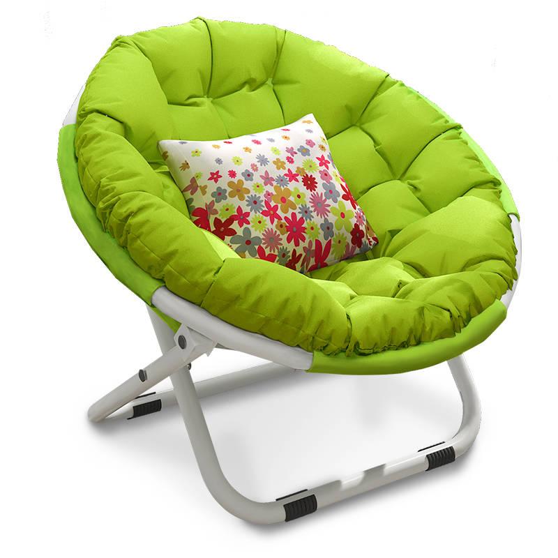 【超舒适】月亮折叠躺椅 索乐太阳椅懒人椅躺椅折叠椅沙发椅