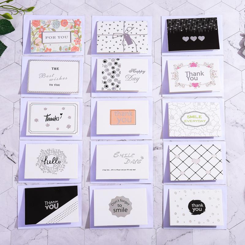 buy universal with envelope gilding greeting card korean