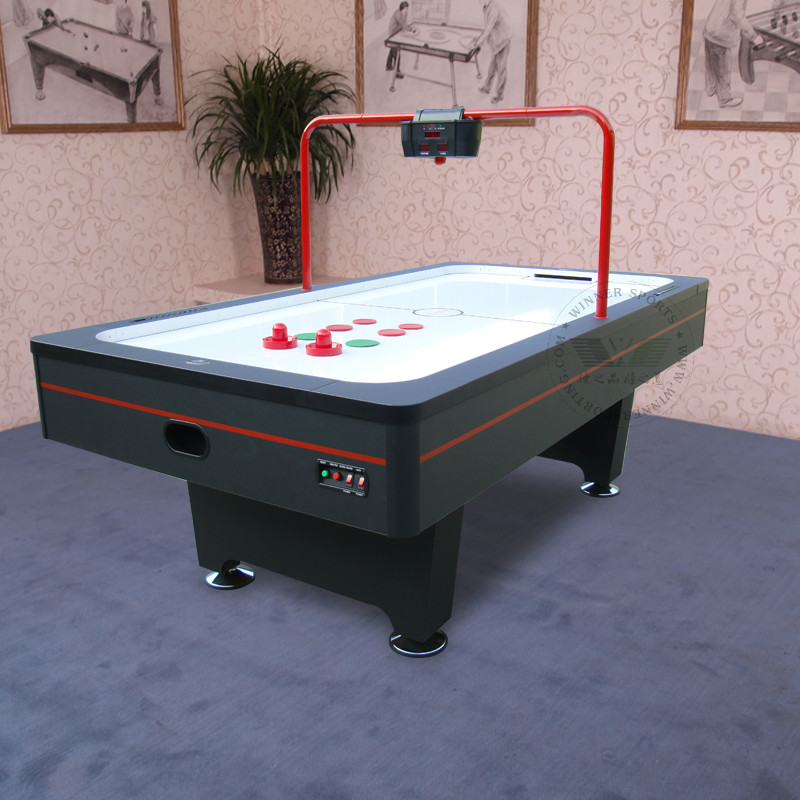 USD Table Hockey Air Suspension Hockey Table Voice - Electronic pool table