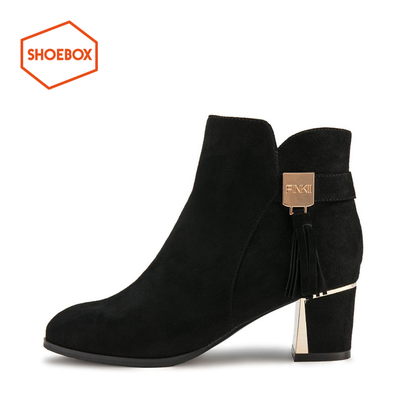 Женские сапоги Pinkii 1116607353 Shoebox