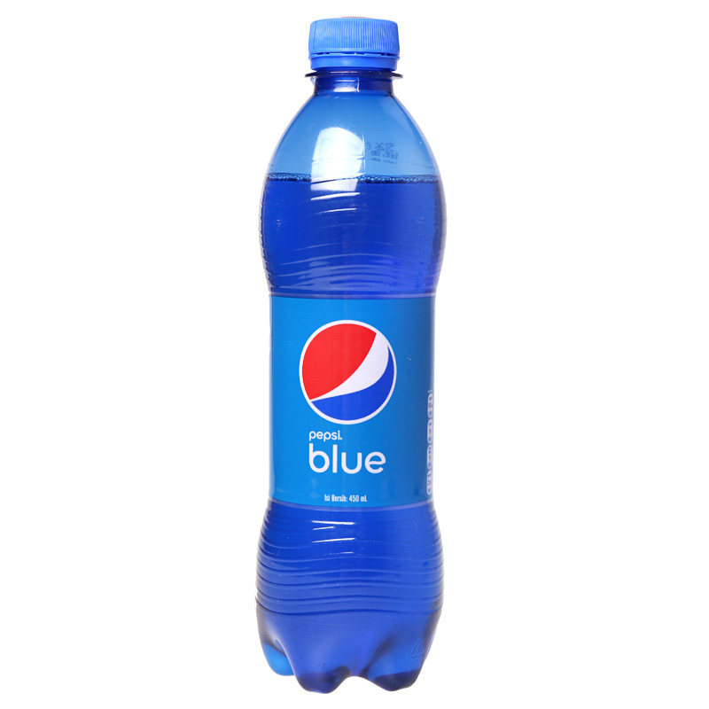 Red Blue Cold Drink