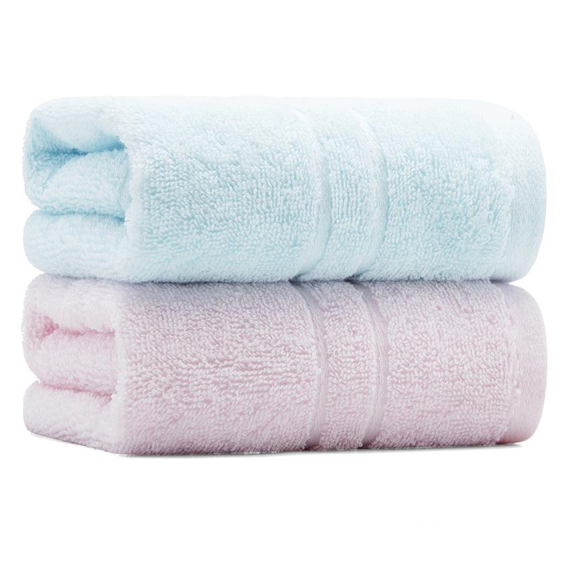 【洁丽雅】家用毛巾2条装
