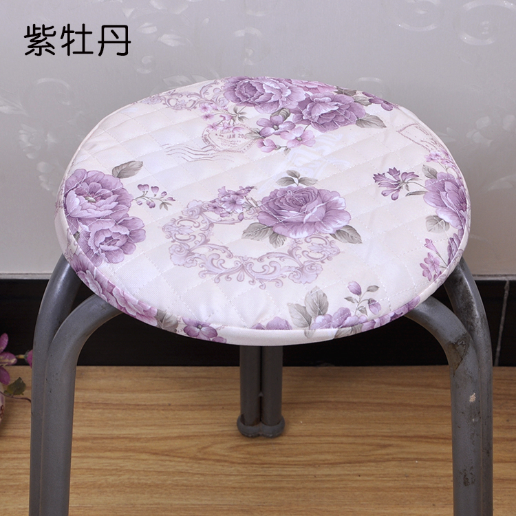 Bar Stool Stool With Small Round Stool Cover Round Stool Cover Set Round  Chair Cushion Chair Cushion Cloth Cover Can Be Customized