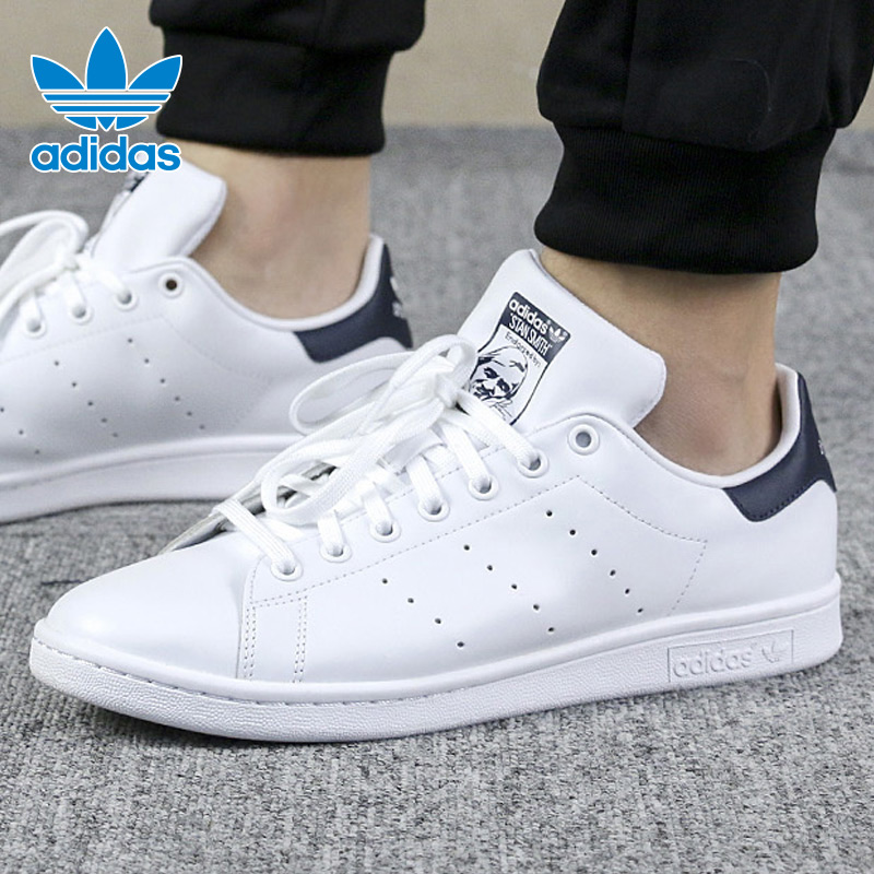 7e24eeb4c99 ... ADIDAS Adidas clover men's shoes women's shoes green tail small white  shoes sports shoes casual shoes