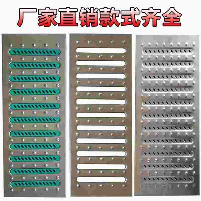 Grille basement heavy kitchen drain old-fashioned grid rainwater trench manhole cover fixed district trench cover car wash