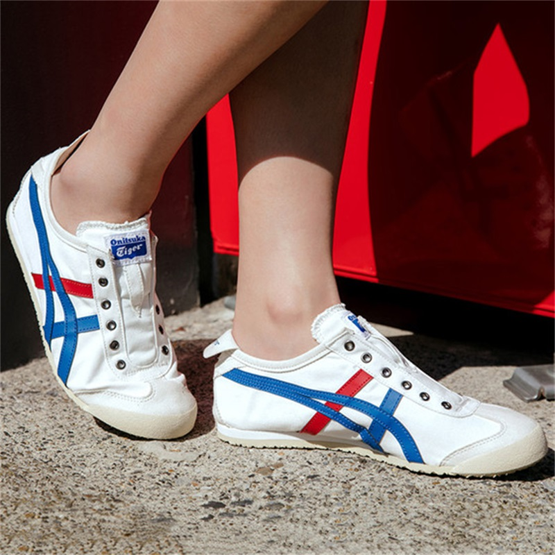purchase cheap 9db01 3ae67 Classic] Onitsuka Tiger Ghosts and Tigers Lazy Shoes Casual ...