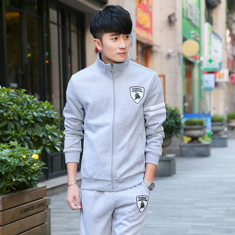 Серый мужской стиль