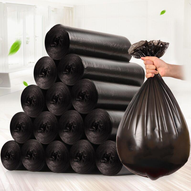 吃肉疯抢!护隐私加厚5卷100只垃圾袋