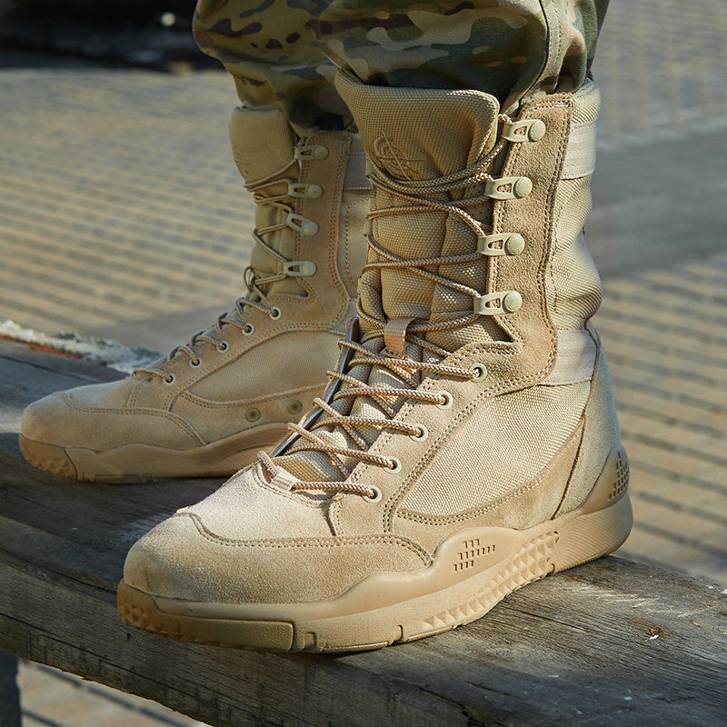 cqb Army fans Punisher tactical boots high,top boots male Commando 07,style  combat boots for training boots ultra,light cushioning