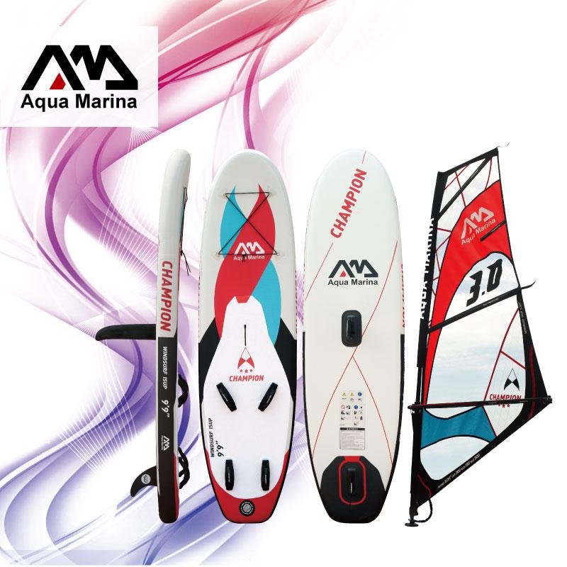 Парус AquaMarina / Le Weifan панель Взрослый парус надувной серфинг панель Импортированный материал paddle SUP paddle панель