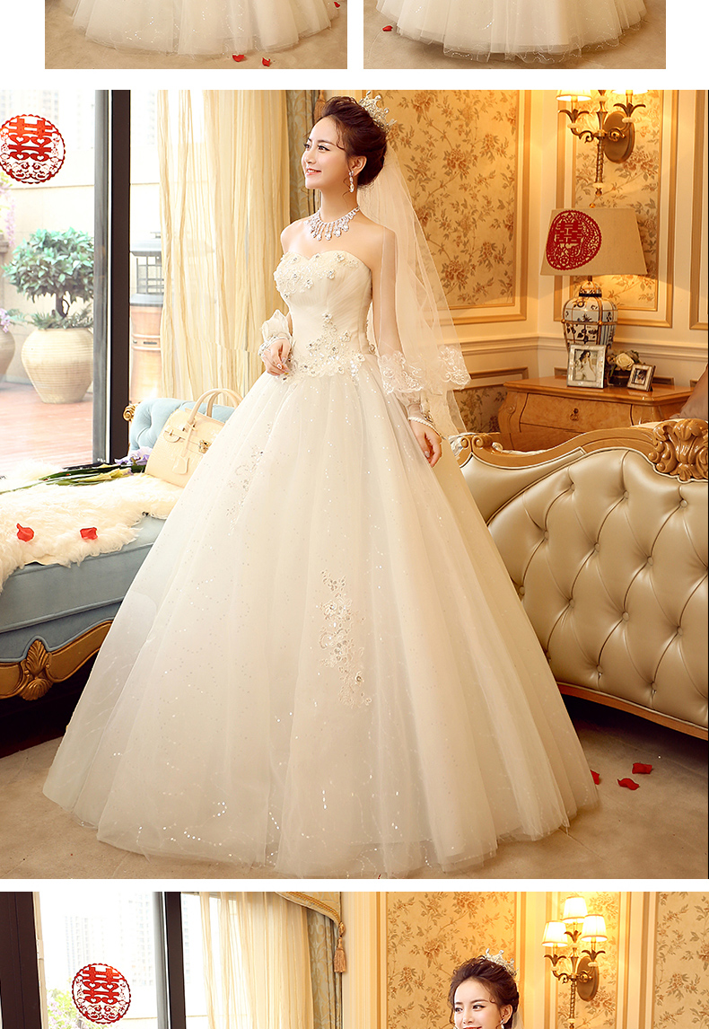 Wedding dress 2018 new pattern princess undergarment for Slimming undergarments for wedding dress