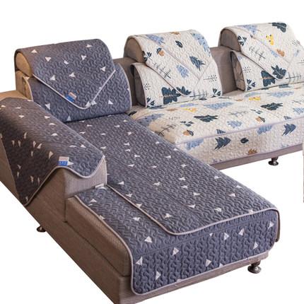 沙发垫四季布艺防滑欧式通用