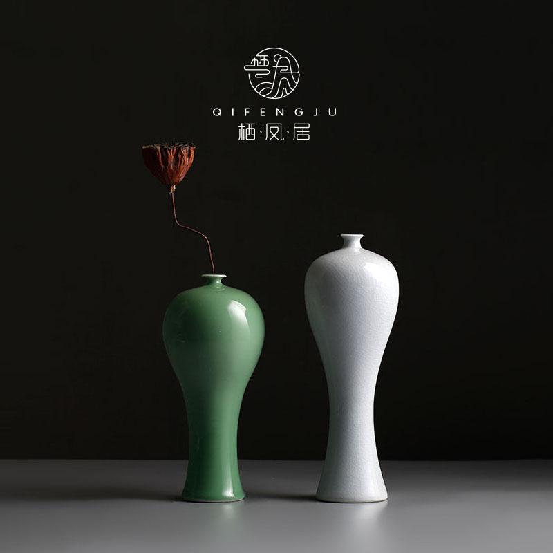 Usd 7125 Jingdezhen Handmade Ceramic Vase Chinese Home Ceramic