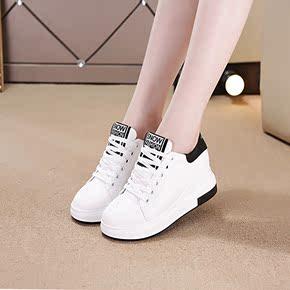 春季新款百搭小白鞋帆布学生女鞋