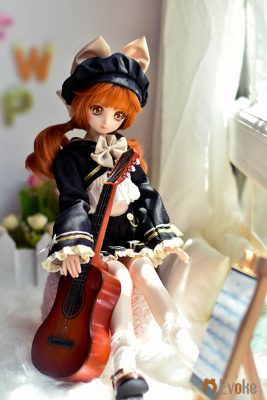 taobao agent 【EvokeDoll】P.P resin head 1/4 can be equipped with BJD/SFD/DD body 45 body