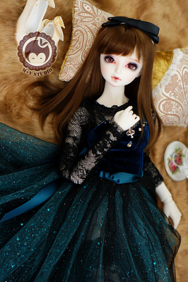 taobao agent 【Meow House】Star small dress daily dress BJD SD 3 points DD SD16 SDGR AE baby clothes