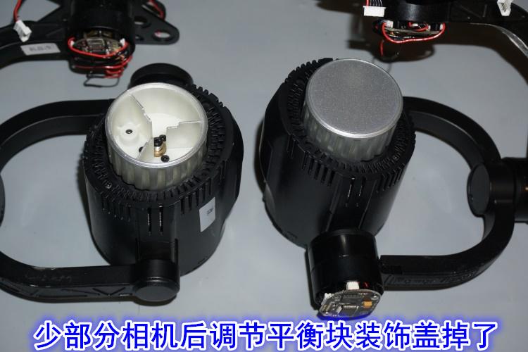 无人机三轴云台稳定4K相机系统 1600W像素微单相机 4/3镜头接口