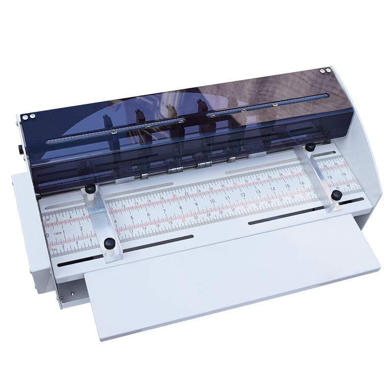 Creasing machine electric dotted line noodle cutting cover business ...