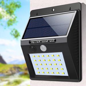 居家日用太阳能灯家用超亮庭院灯