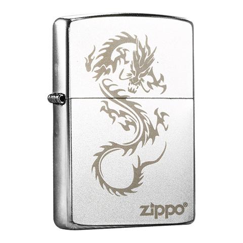 美国正品zippo煤油打火机男士礼物205磨砂刻字定制限量正版zp礼品