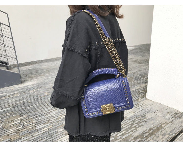 Accessory - Sac Chanail Croco OO