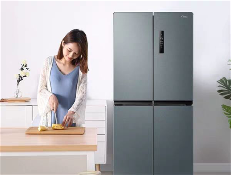 保鲜杀菌齐到位,净味冰箱来帮忙