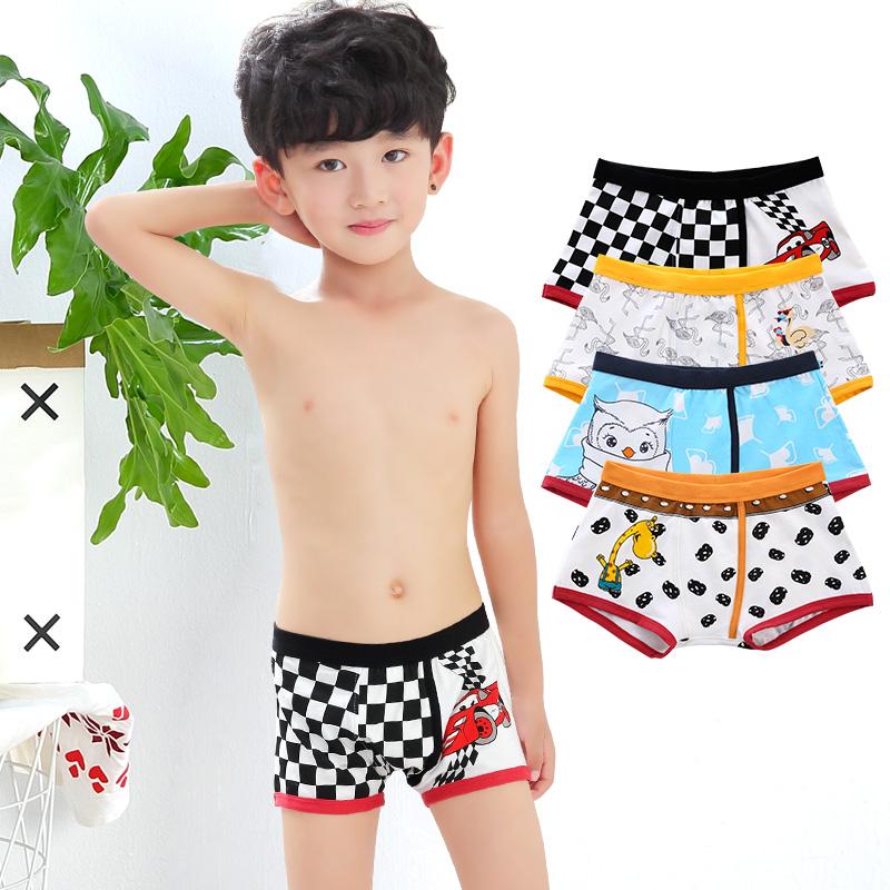 38da19a3c8 Children's underwear cotton boxer pants in the Big children's pants 10  little boy boy shorts 12 students underwear 15 years old