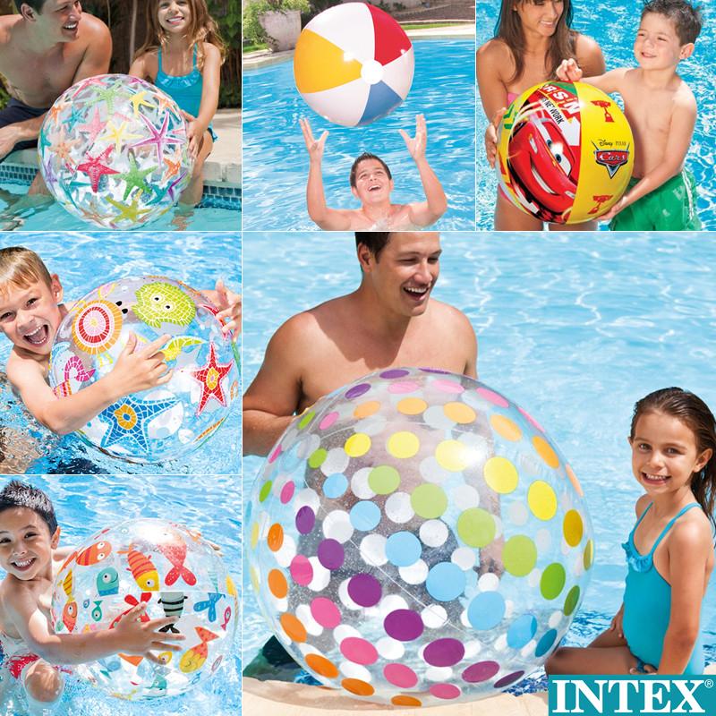 Детские [戏水沙滩球游泳池泡温泉玩具大号充气球迪士尼] детские [小号早教球]