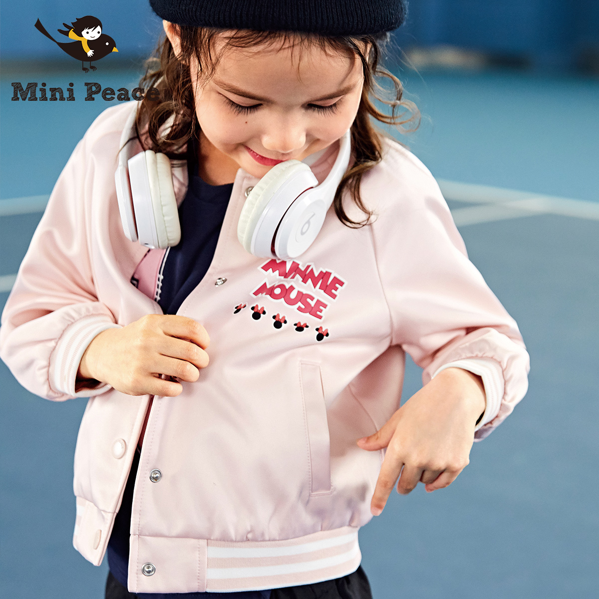 детская куртка Mini peace f2bc63d33 Minipeace 2017
