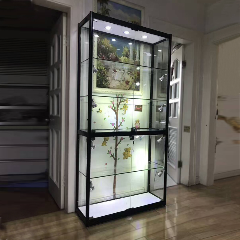 units archiproducts glass and flexform display products cabinet storage en moka b cabinets systems