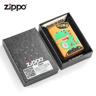 美国原装zippo芝宝煤油打火机