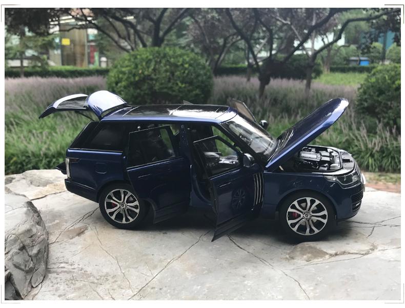Xe mô hình tĩnh Land Rover tỉ lệ 1:18 - ảnh 61