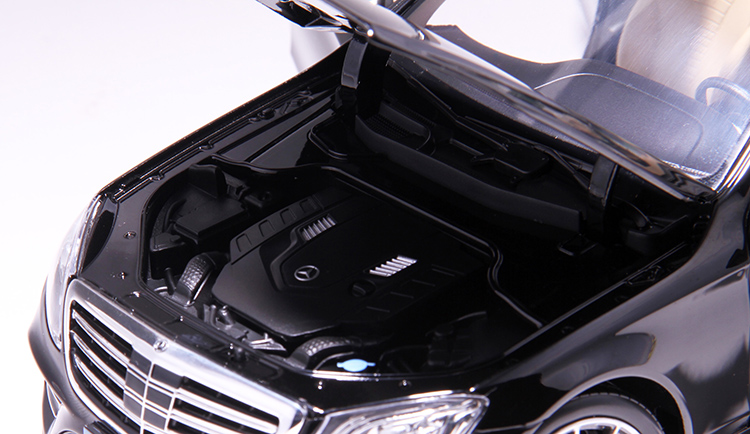 Xe mô hình tĩnh Mercedes-Benz S450L tỉ lệ 1:18 - ảnh 31