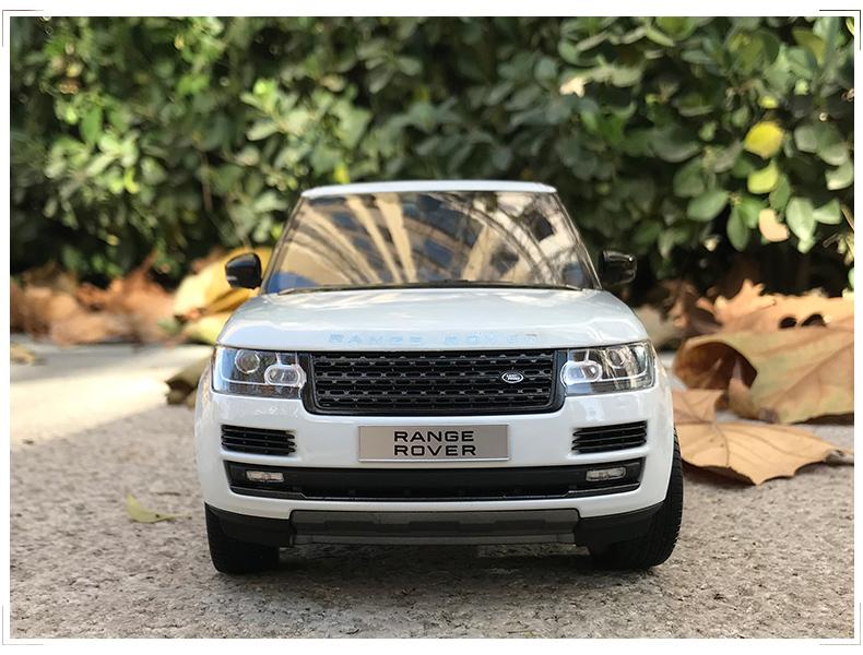Xe mô hình tĩnh Land Rover tỉ lệ 1:18 - ảnh 7