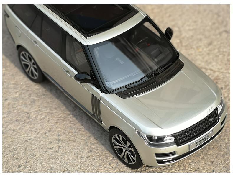Xe mô hình tĩnh Land Rover tỉ lệ 1:18 - ảnh 39