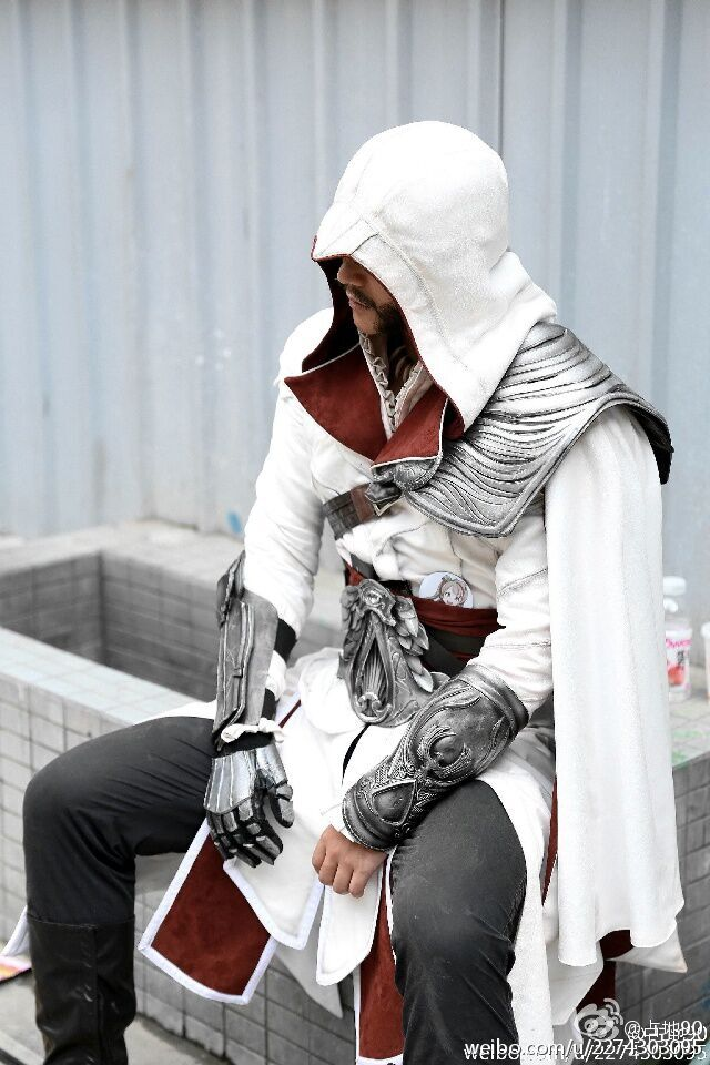 Usd 55 71 Assassin S Creed Game Cos Ezio Assassin 1 Generation Agio Cosplay Menswear Wholesale From China Online Shopping Buy Asian Products Online From The Best Shoping Agent Chinahao Com