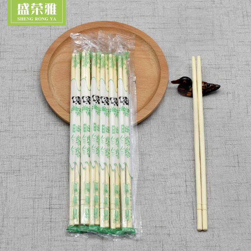 一次性饭店筷子批发便宜专用2000双1000双方便竹筷圆筷a饭店筷子