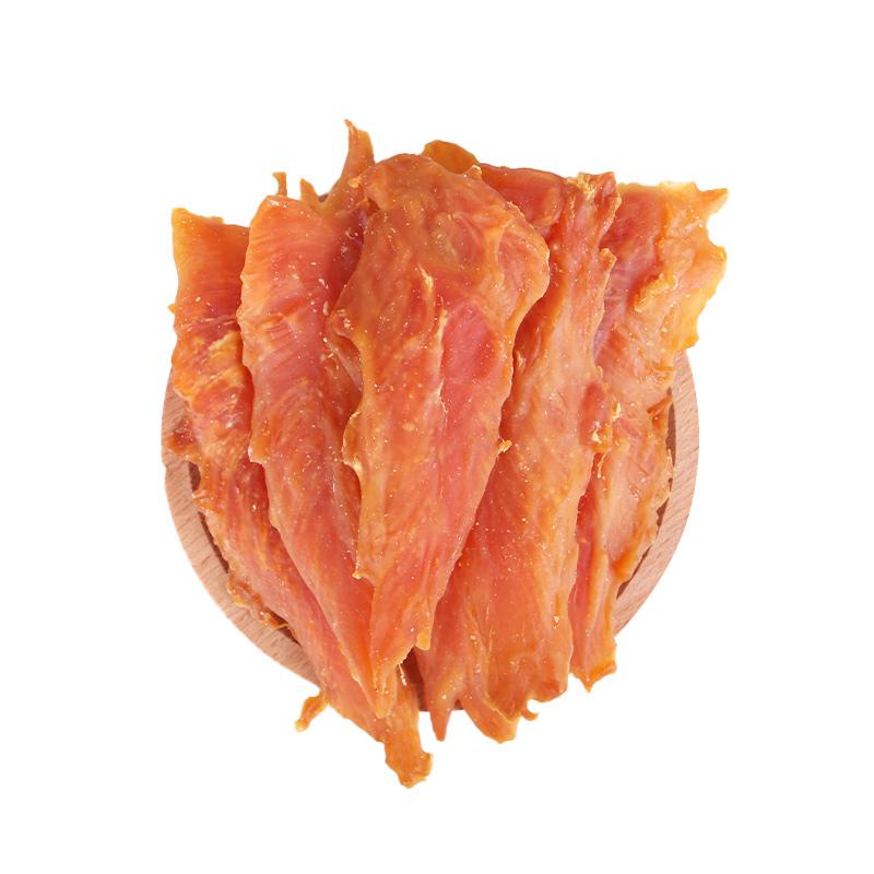 宠物狗狗零食鸡胸肉4斤装训犬奖励鸡肉干