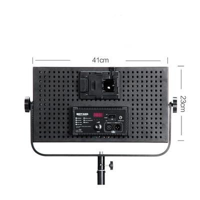 貝陽1100D大功率led攝影燈 攝像燈人像聚光影視燈微電影燈兩燈套裝