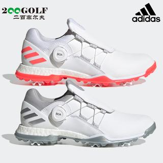 Обувь для гольфа,  Adidas adidas FU9386 гольф обувной BOA твист запереть обувной мисс движение существует гвоздь обувной GOLF кроссовки, цена 14477 руб