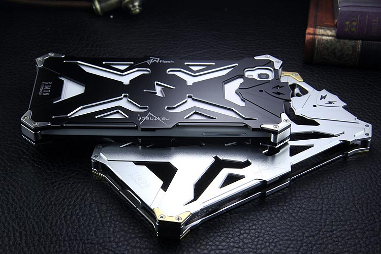 SIMON THOR Aviation Aluminum Alloy Shockproof Armor Metal Case Cover for Coolpad F2 8675