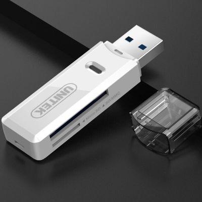 【优越者】多功能U盘SD卡读卡器