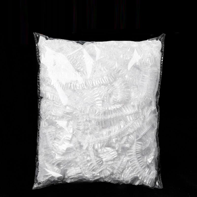 保鲜袋子批装一次性保鲜膜套食品级厨房家用PE剩饭菜水果防尘万能