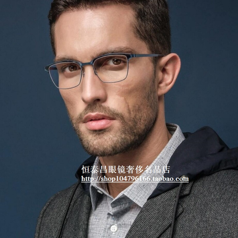 32ac634642 Lindberg 9837 men s and women s optical glasses frame square frame