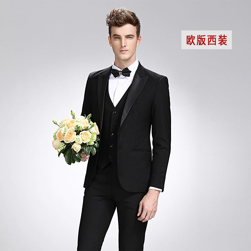 Usd 62 96 New Rental Lease Groom Groomsmen Dress Outfit Brother