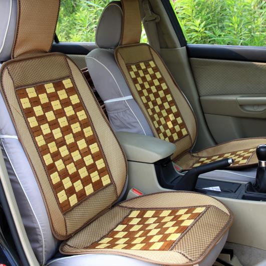 Summer Car Seat Bamboo Piece Pad Mahjong Cushion Van Truck General Ventilation And Breathable Cooling