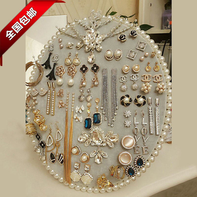 Jewelry display stand jewelry display board jewelry display props earrings earrings rack necklace rack earrings display stand