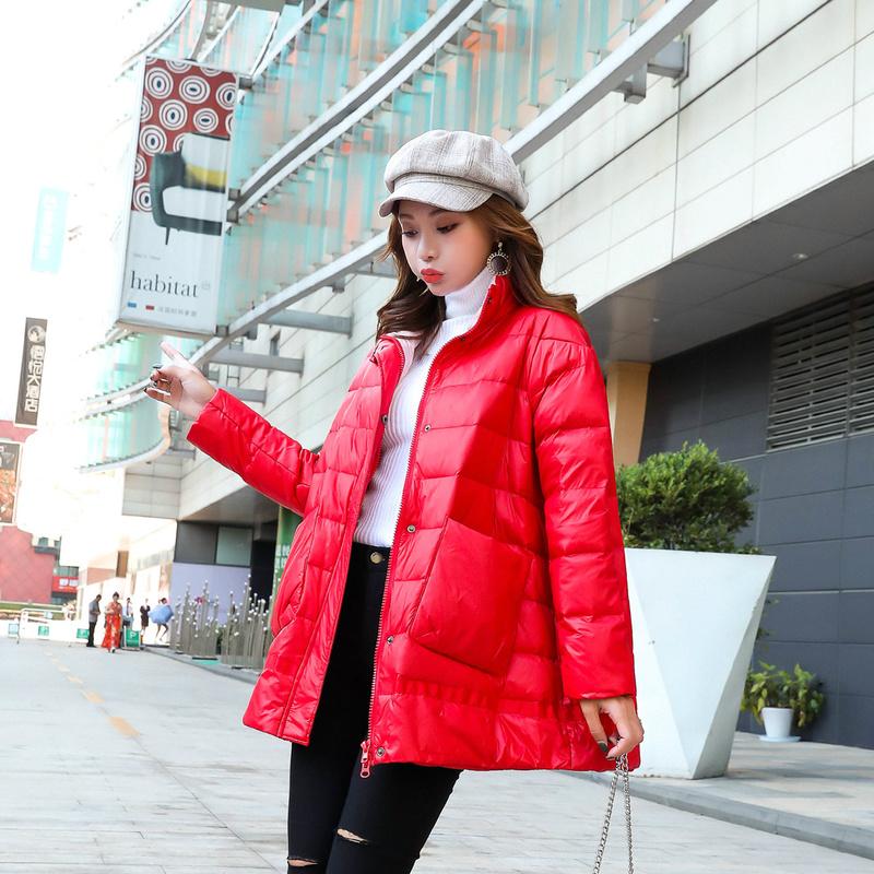 青亦谷邦宝欧洲站女装欧货潮奢华品牌sc大牌专柜女羽绒服高端正品