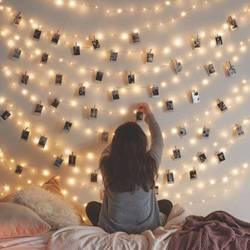 【今日特价网】耀庆LED小彩灯闪灯串灯满天星网红房间圣诞装饰灯星星灯防水灯串