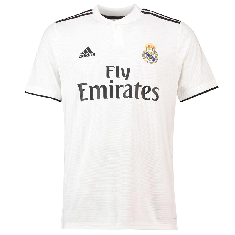 8756d6c33 Adidas Real Madrid 18-19 home Real Madrid jersey DH3372 send 7 Mariano 5